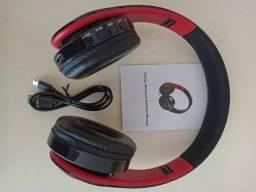 Título do anúncio: Headphone dobrável e Bluetooth