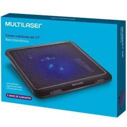 Base P/Notebook Até 17° Cooler Stand AC263 Multilaser