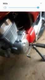 Título do anúncio: Vendo moto cg 150 ano 2008