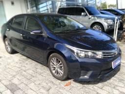 Toyota Corolla gli BLINDADO 2017 - Oportunidade