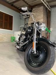 Título do anúncio: Harley fat boy 2008  linda moto