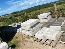 Bloco de concreto maciço (preço de fábrica)