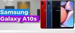 Galaxy A10S 32 GB Preto (Garantia de 12 meses Samsung)