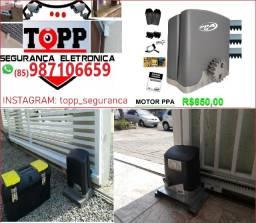 Título do anúncio: Motor pra portão PPA a partir de R$650,00 instalado!