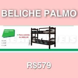 CAMA BELICHE PALMO