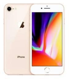 Título do anúncio: Iphone 8 Gold 64 GB  Vitrine