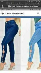 Título do anúncio: Lindas calças feminina no atacado