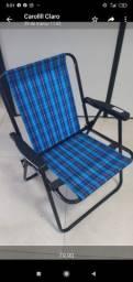 Cadeiras de praias