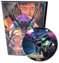 Box Dvd Anime Neon Genesis Evangelion Dublado Tv