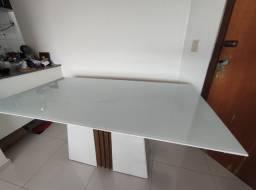 Mesa De Jantar 170 cm x 90 cm 6 ou 8 lugares