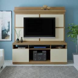 Home com painel para TV até 65 polegadas - 2 opções de cores - NOVO