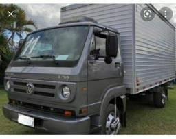 Título do anúncio: Caminhão Volkswagen com baú parcelado 8.150