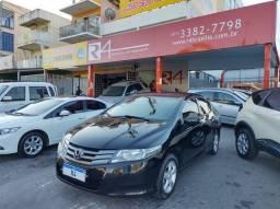 Honda City 2012 DX 1.5 Flex Completo Muito Econômico e Espaçoso Aproveite