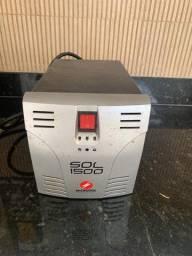 Título do anúncio: Estabilizador Microsol 1500W
