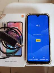 Título do anúncio: Xiaomi mi a3 semi novo