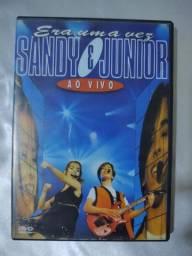 DVD Sandy & Junior Era Uma Vez Ao Vivo