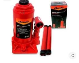 Título do anúncio: Mini Macaco Hidraulico Sparta Garrafa 5 Toneladas Vermelho