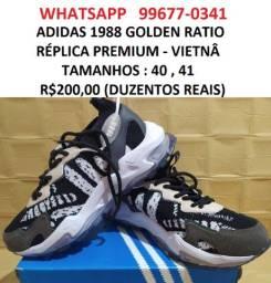Título do anúncio: adidas 1988 golden ratio__40 , 41 __