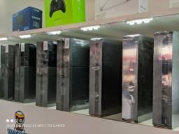 Loja Física - Playstation 4