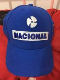 Boné nacional Senna