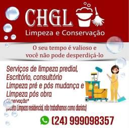 Título do anúncio: Serviços de limpeza