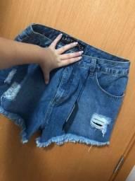 Título do anúncio: Short jeans 42/44
