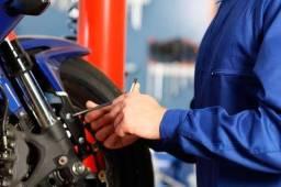 Título do anúncio: Vaga mecânico de motos