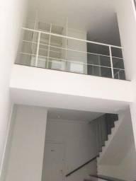 Título do anúncio: Flat com 1 dormitório para alugar, 66 m² - Gonzaga - Santos/SP