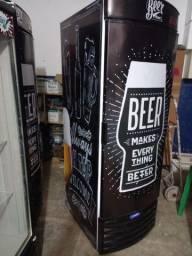 cervejeira porta cega a pronta entrega
