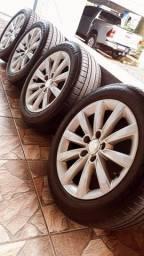 Título do anúncio: Rodas Audi aro 16