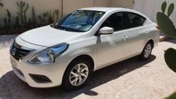 Título do anúncio: Nissan VERSA 1.6 SL completão