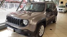 Jeep Renegade Sport Automático 2019 Único Dono