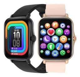 Vendo esse excelente Smartwatch Cor preto