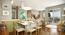 Título do anúncio: Apartamentos de 75m² - 2 dormitórios com suíte, terraço com churrasqueira e depósito - Na
