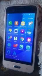 Título do anúncio: Samsung  J1 dourado 2016