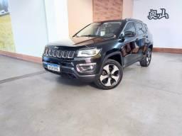 Jeep - Compass 2.0 longitude 4x4 Diesel automático ano 2017 4 portas