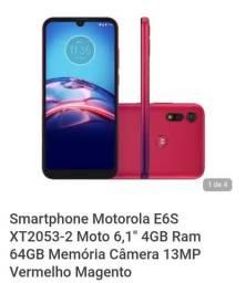 Título do anúncio: Moto E6s