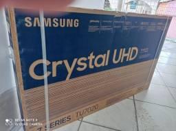 "Título do anúncio: Tv Samsung 50"" Nova"