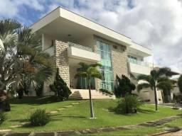 Casa de Esquina no Alphaville Fortaleza   Porteira Fechada   500 m² de área construída