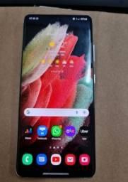 Título do anúncio: Galaxy S21 Ultra Novo 512 Gigas 5G com Nota Fiscal e Garantia