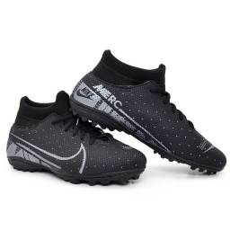 Chuteiras cano alto Nike futsal