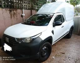 Título do anúncio: Fiat Strada Endurence 1.4 2021