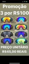 Óculos esportes unissex com proteção uv400 promoção 3 por 100
