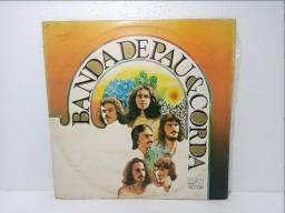 LP Vinil Banda Pau & Corda - Assim.... Amém