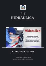Título do anúncio: Serviços de encanador e hidráulica atendimento imediato
