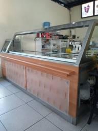 Título do anúncio: Balcão refrigerador modelo Subway  bem conservado !