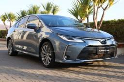 Título do anúncio: Toyota Corolla Altis Hybrid 2021 43.000km