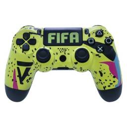 Título do anúncio: Controle personalizado ps4 Fifa