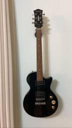 Título do anúncio: Guitarra Les Paul Strinberg Lps-200 Black