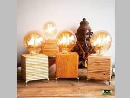 Luminária Vintage